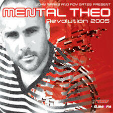 MENTAL THEO - Revolution 2005 2TR CDS TRANCE / HOUSE / Holland