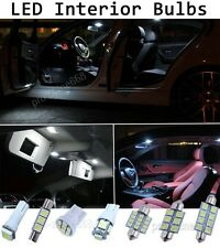 Premium 6000K White Interior LED Lights Package Bulb SMD For 2015 Dodge RAM 1500