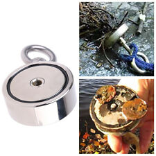 300KG/661LBS Pulling Force Double Side Super Strong Neodymium Magnet fishing