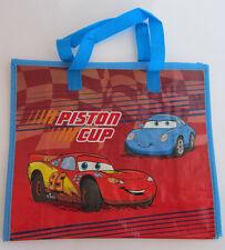 Cars * Kinder-Tasche * Einkaufstasche * Rot mit Motiv * Piston Cup * Neu