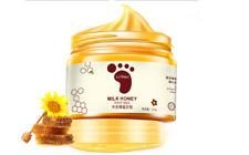Honey Milk Foot Wax