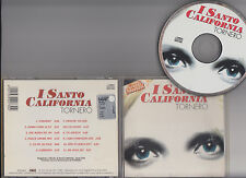 CD I SANTO CALIFORNIA TORNERO'