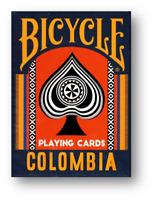 Bicycle Colombia Jugando a las Cartas Póquer Juego de Cartas Cardistry
