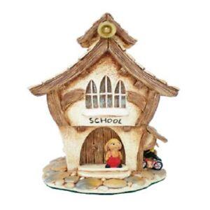 PenDelfin Rabbit Collectors Figurine - The Old School House