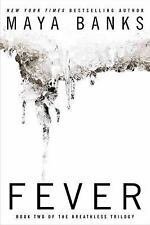 Fever (Breathless) by Banks, Maya