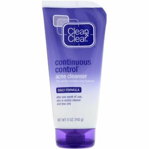 Clean & Clear, Continuous Control Acne Cleanser, Daily Formula, 5 oz (142 g)
