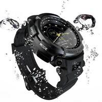 LOKMAT MK28 1.12'' IP68 Waterproof Smart Watch Sports Swimmig Message Reminder