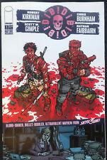 IMAGE COMICS/SKYBOUND DIE!DIE!DIE! #1 ROBERT KIRKMAN ASSORTED SPEECH BUBBLES