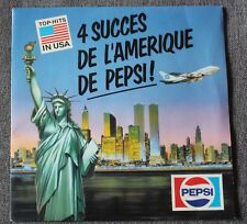 Tina Turner - John Waite - Talk Talk - Kajagoogoo, EP - 45 tours Promo Pepsi
