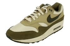 sports shoes 3125c e2ced Nike air Max 1 Size 8 5 UK Men eu 43 Medium Olive Trainers Ah8145-