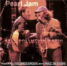PEARL JAM + (SOUNDGARDEN+ MAD SEASON) - SELF POLLUTION RADIO CD