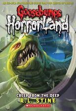 Goosebumps HorrorLand #2: Creep from the Deep by R. L. Stine, R.L. Stine, Good B