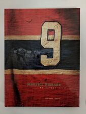 MAURICE RICHARD Reluctant Hero / Chris Goyens and Frank Orr Canadiens Habs NHL