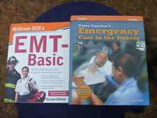 Nancy Caroline's Emergency Care in the Streets HC Book Textbook 6th Edition AAOS