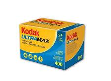 1 Pellicola 35mm Rullino Colore Kodak Ultramax 400 asa 24 foto - film
