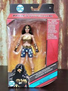 "DC Comics Multiverse Wonder Woman 6"" Figure 2017 BAF Dr. Psycho"