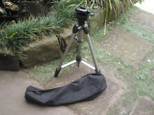 Professional Camera Tripod with Fluid Level & carry bag