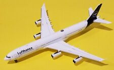 Panda Models 1:400 Lufthansa A340-300 New Livery D-AIFD See Description