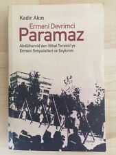 Ermeni Devrimci... Kadir Akin- TURKISH; Armenian Revolutionary PARAMAZ- Genocide