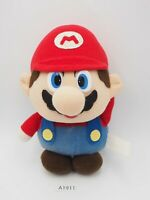 "Super Mario All Star A1911 Bros Banpresto 1991 USED Plush 6"" Toy Doll Japan"