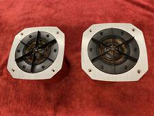 Premium Vintage 1977 Sony SSU-3000 Speaker System Midrange Drivers ~ Mint!