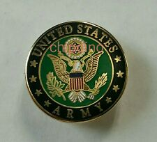 US ARMY LAPEL PIN LOGO MILITARY
