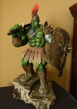 Sideshow Collectibles Gladiator The Incredible Hulk Premium Format Figure Statue