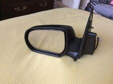 Mazda Tribute 01-06 OEM Power Driver Side Door Mirror Black LH Donnelly