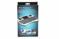 Mini Wireless Keyboard Compatible with Mac, PC, Xbox 360, PS3 and Smartphones.