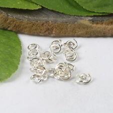 500Pcs 5mm silver-tone Findings jump Rings h0675