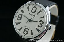 PAKETA big digits Russian Rare watch from OLD stock Rocket ZERO 2609
