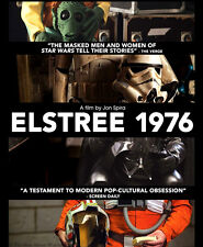 Elstree 1976 Star Wars Film Actors Comic Con Convention Pop Culture Documentary