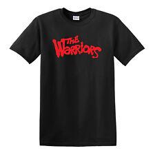 The Warriors T-Shirt Mens Retro 70/'s Movie USA 80/'s Film Cult Top Gang Poster