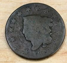 1829? LARGE CENT OR PENNY  U.S. COIN  ITEM 1178