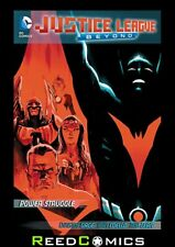 JUSTICE LEAGUE BEYOND 2.0 POWER STRUGGLE GRAPHIC NOVEL Collect Stories from 1-16