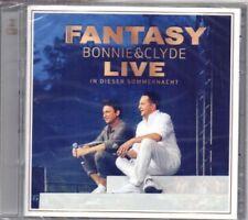 Fantasy - Bonnie & Clyde Live - 2 CD - Neu / OVP
