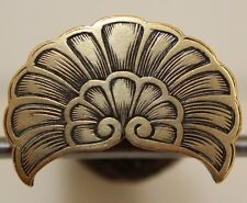 Fer à Dorer Fleuron modèle Pierre-Paul Dubuisson 18e s Bronze Reliure Doreur #23