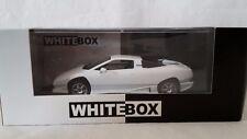 Lamborghini P140 1988 Blanche 1/43 WhiteBox. WB505.