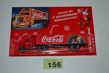 Coca Cola Christmas Truck Holidays Are Coming TV Advert Santa Xmas Lorry #156