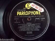 "LOS WAWANCO - FIESTA! - 12"" LP / RECORD - PARLOPHONE - PMC 1224"