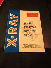 """Original 1963 Rambler Classic & Ambassador V-8 """"X-Ray"""" Comparison"""