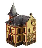 Villa in Villemomble Building War Games Terrain Landscape Cardboard Model Kit