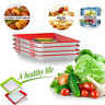 Creative Food Preservation Tray Healthy Kitchen Tools Storage Container 1PC ge