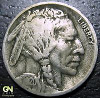 1920 D Buffalo Nickel  --  MAKE US AN OFFER!  #R3529