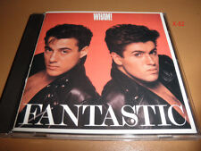 WHAM cd FANTASTIC japan Version hits YOUNG GUNS (GEORGE MICHAEL first album)