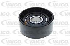 V-Ribbed Belt Deflection Guide Pulley VAICO Fits RENAULT VOLVO DACIA 4410595