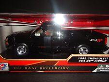 Motormax Chevrolet 1500 454SS 1992 Black 1/24 73203