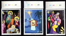 Malta 2016 Christmas Complete Set Unmounted Mint