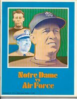 1973 Notre Dame vs Air Force college football program National Champions