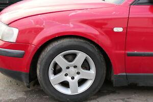 VW Passat 3B Guardabarros Delantero Izquierdo Rojo LY3D